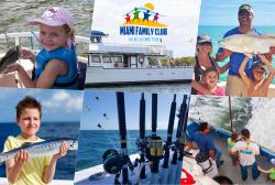 Family Ocean Boat Fishing